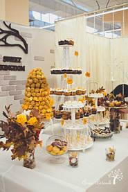 Организация Кэнди бара Candy Bar в французком стиле