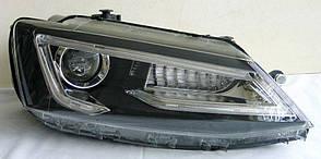 Volkswagen Jetta Mk6 оптика передняя ксенон A5