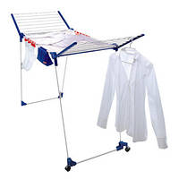 Стаціонарна сушарка для білизни leifheit pegasus 200 deluxe mobile