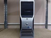 Недорогой компьютер для дома Dell Precision T3400 MT (C2Q Q6600/4GB/250GB,HD3470,256MB)