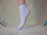 Женские носки сетка со стразами шанель KROKUS active 36-40 ZHYTOMYR