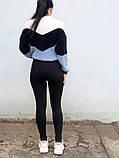 Джинсы женские Skinny Fit с высокой посадкой HEPYEK  черный, фото 5