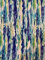 Летняя ткань коттон принт пятна, фото 1