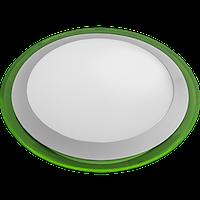 Світильник світлодіодний  16W  (зелений корпус)