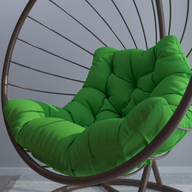 Подвесное круглое кресло