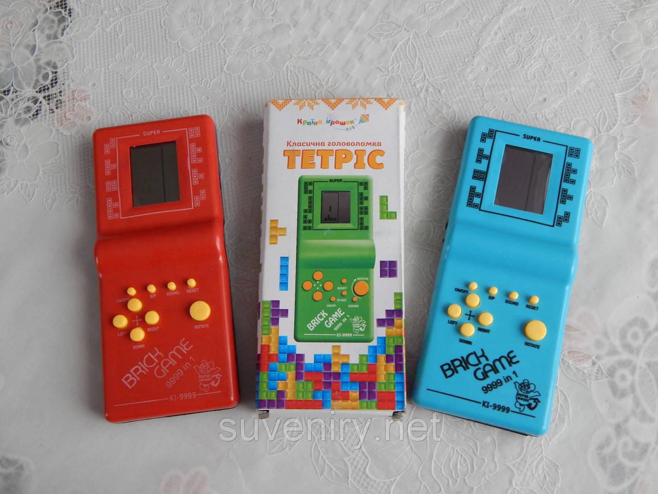 Дитяча іграшка тетріс різні кольори