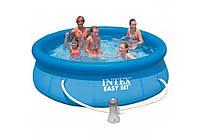 Intex 28122, надувной бассейн Easy Set, фото 1