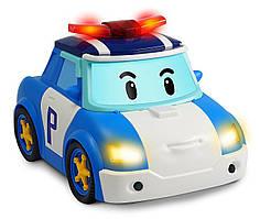 Машинка Robocar Poli - Поли с жезлом Едь за мной (83080)