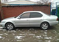 Дефлекторы окон (ветровики) Toyota Camry (Sv40) Sd 1994-1998 (Тойота Камри) Cobra Tuning