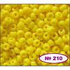 Чешский бисер Preciosa -210-83110,  натуральный