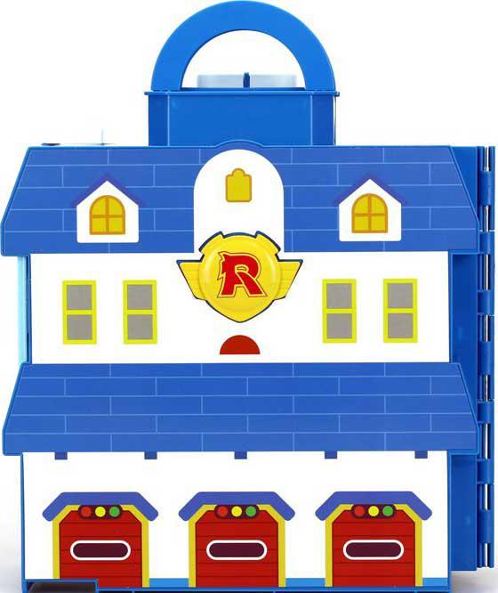 Кейс Robocar Poli Гараж Штаб-квартира (83319)