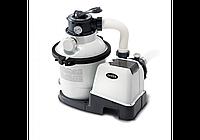 Intex 26644, песочный фильтр-насос, 4000 л/ч, фото 1