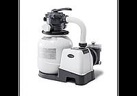 Intex 26646, песочный фильтр-насос, 6000 л/ч, фото 1