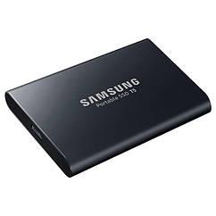 Портативный SSD Samsung T5 Black 1 TB (MU-PA1T0B)