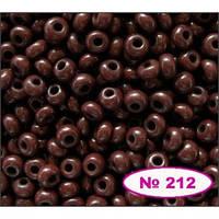 Чешский бисер Preciosa -212-93300,  натуральный