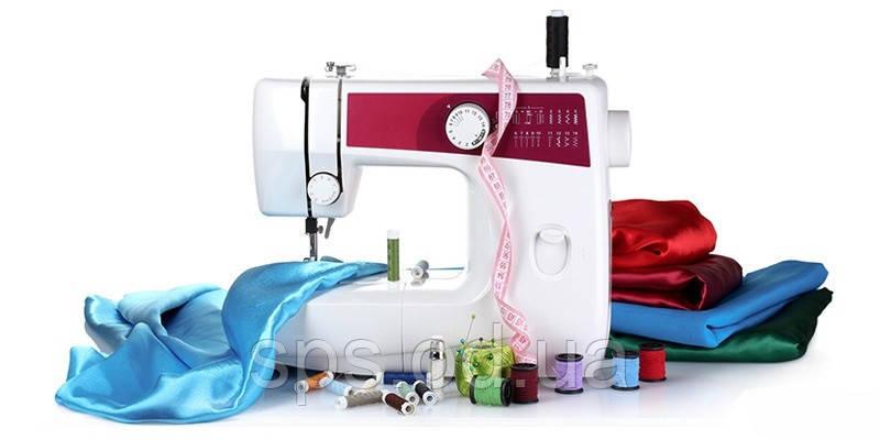 Ремонт бытовых швейных машин