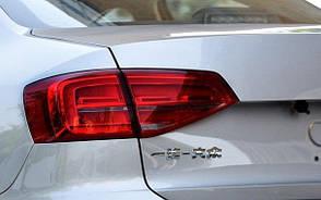 Volkswagen Jetta Mk6 2015+ оптика задняя светодиодная LED красная V2
