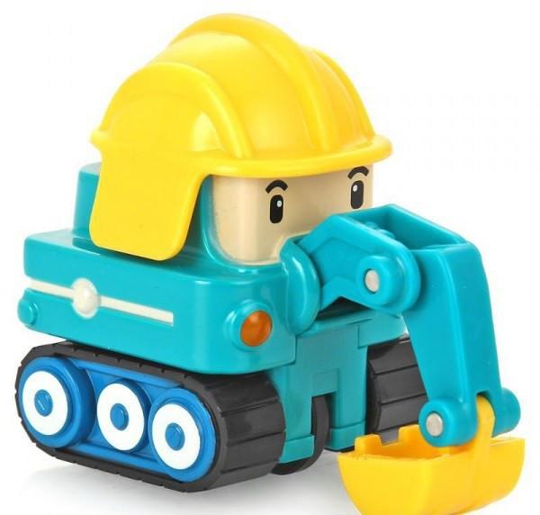 Машинка металлическая Robocar Poli Поки эвакуатор 6 см (83177)