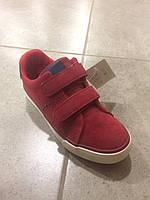 Кеды детские красного цвета Clibee