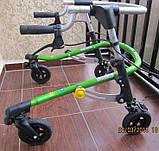Б/У Заднеопорные ходунки для реабилитации детей с ДЦП - Otto Bock Nurmi Neo Gait Trainer  Size 1, фото 2