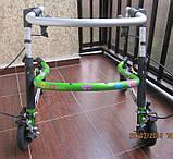 Б/У Заднеопорные ходунки для реабилитации детей с ДЦП - Otto Bock Nurmi Neo Gait Trainer  Size 1, фото 3