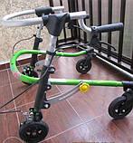 Б/У Заднеопорные ходунки для реабилитации детей с ДЦП - Otto Bock Nurmi Neo Gait Trainer  Size 1, фото 5