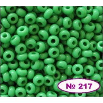 Чешский бисер Preciosa -217-53250,  натуральный