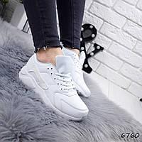 Кроссовки женские в стиле Huarache белые