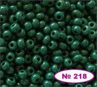 Чешский бисер Preciosa -218-53270,  натуральный