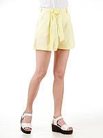 Шорты женские летниеН505 (жёлтый)