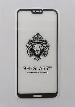 Стекло 5D Full Glue для Huawei P20 Lite / Huawei Nova 3e