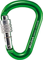 Карабін Salewa HMS Screw G2 Small Green