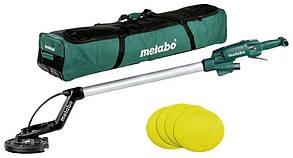 Шлифмашина для стен Metabo LSV 5-225 + сумка + 4 шлифлиста (600103000)
