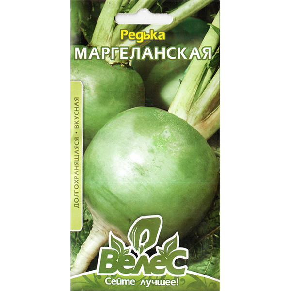 Семена редьки «Маргеланская» (1 г) от ТМ «Велес»