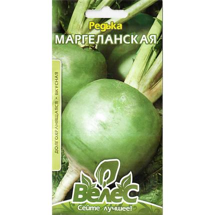 Семена редьки «Маргеланская» (1 г) от ТМ «Велес», фото 2