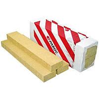 Вата фасадна базальтова PAROC LINIO 80 1200х200х100мм. щільність 70-80 кг/м3