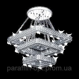 Світильник світлодіодний 80W 3000К-6000К з пультом ДУ