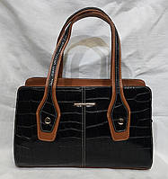 Женская сумка из кожзаменителя . Стильная сумка., фото 1