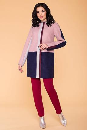 Женское демисезонное пальто Пейдж 6183, фото 2