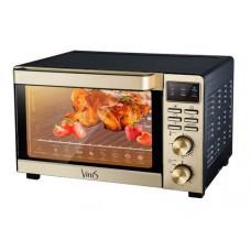 Электродуховка VINIS VO-5020G (конвекция , пицца, гриль, подсветка)