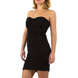 Женское платье от Angel Paris - черный - KL-12069-black