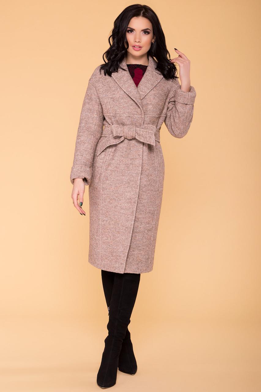 Женское демисезонное пальто Фентези лайт 6365
