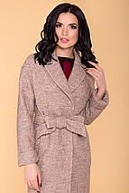 Женское демисезонное пальто Фентези лайт 6365, фото 3