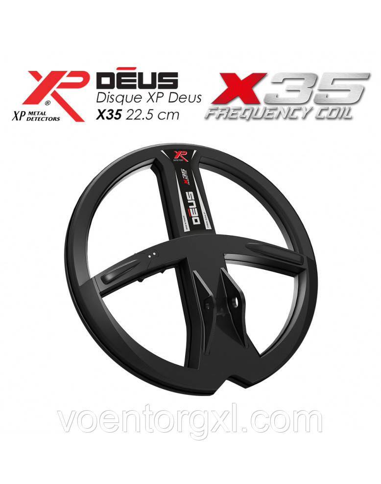 """Катушка XP Coil 9"""" X35 DD 22,5 cm"""