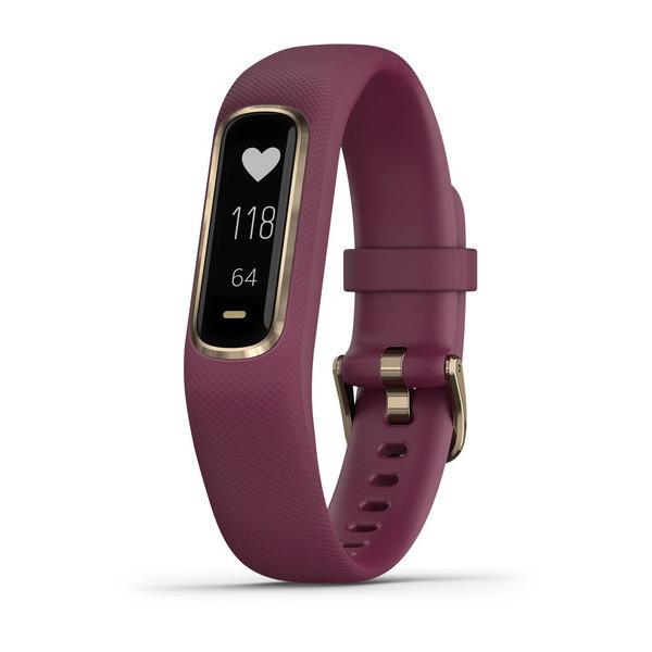Фитнес-браслет Garmin Vivosmart 4 Purple/Gold