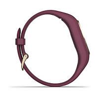 Фитнес-браслет Garmin Vivosmart 4 Purple/Gold, фото 4