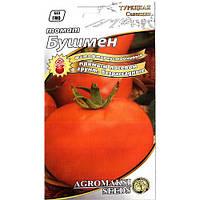 """Семена томата безрассадного, раннего, низкорослого """"Бушмен"""" (0,4 г) от Agromaksi seeds"""