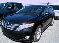 "Дефлекторы окон (ветровики) Toyota Venza 2008""EuroStandard"" (Тойота венза) Cobra Tuning"