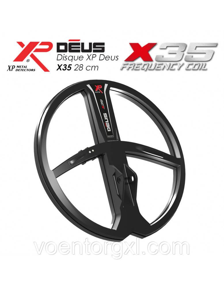 """Катушка XP Coil 11"""" X35 DD 28 cm"""