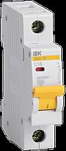 Автоматический выключатель ВА47-29 1P  1 A 4,5кА х-ка B IEK